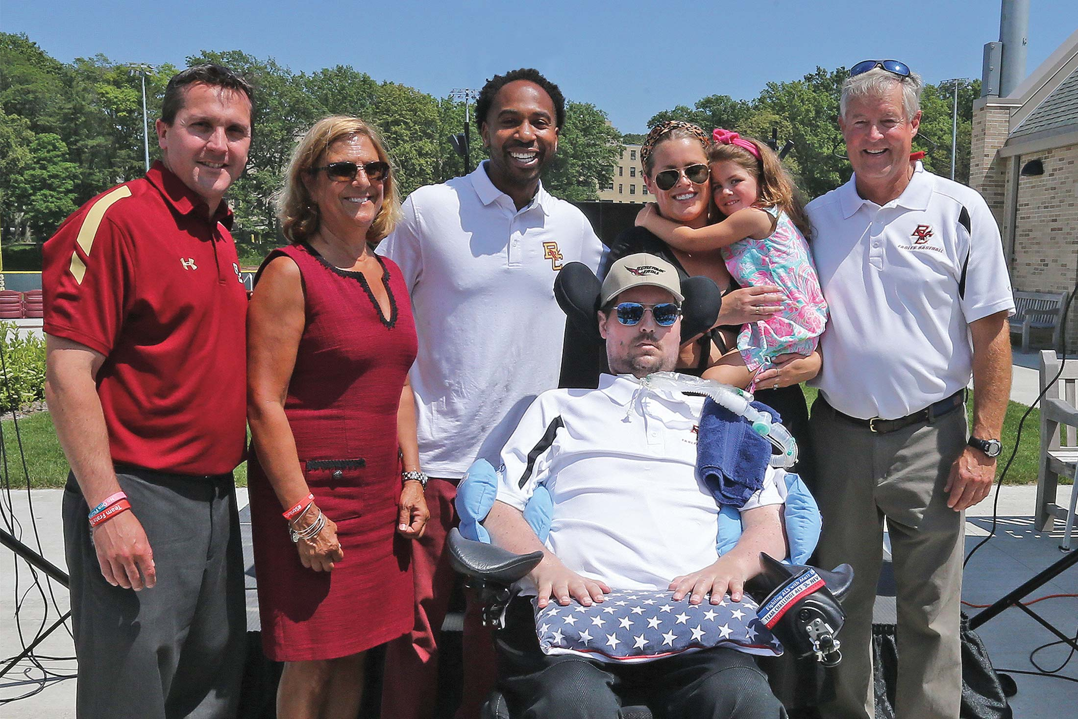 Photo of Pete Frates